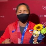 Hidilyn Diaz - HIDILYN DIAZ' First Interview After Winning the Philippines' Historic First Olympic Gold