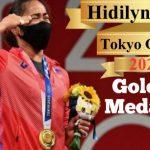 Hidilyn Diaz - Hidilyn Diaz performance + Tokyo Olympics 2020 gold medalist #tokyoolympics2020