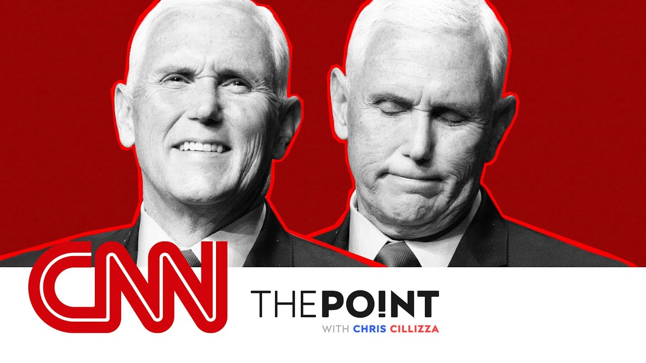 What, exactly, is Mike Pence doing?