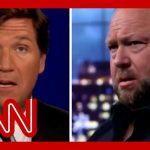 Stelter: Fox News host is sounding a lot like Alex Jones
