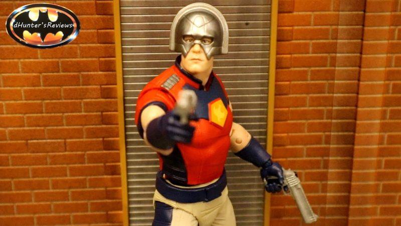 The Suicide Squad – McFarlane DC Multiverse Peacemaker The Suicide Squad John Cena Action Figure Review & Comparison
