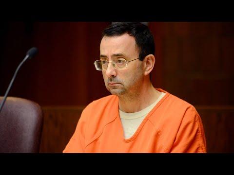 Larry Nassar – Prosecutors ask judge to freeze Larry Nassar's prison fund to force him
