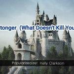 Kelly Clarkson - 11739   Stonger  What Doesn't Kill You   Kelly Clarkson