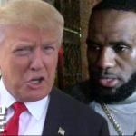 Donald Trump Makes CORNY Transphobic Joke Using LeBron James as Punchline