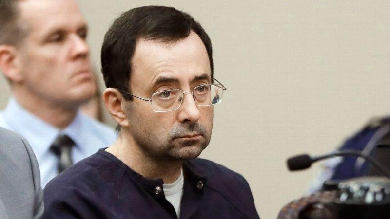 Larry Nassar – Feds targeting Nassar's jail funds for restitution
