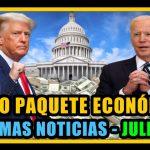 LO ÚLTIMO🚨Nuevo Paquete Económico, hay dudas, Trump pide NO apoyar el paquete, Últimas noticias | JM