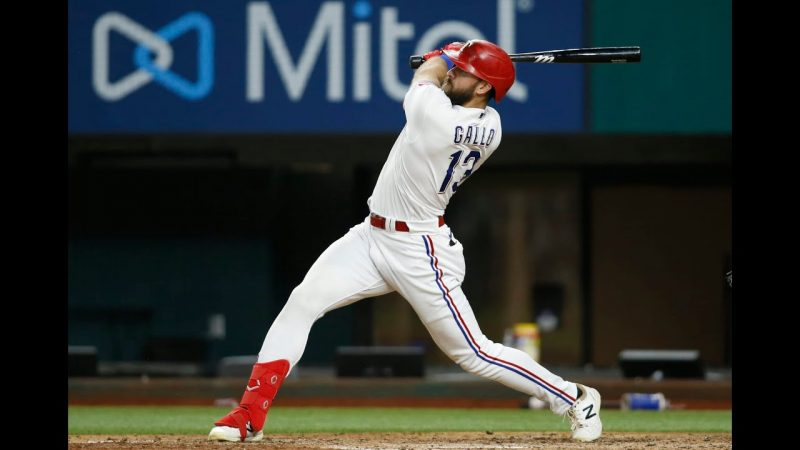 Joey Gallo – Texas Rangers Joey Gallo trade rumor situation shaping up to be a can't