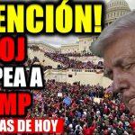 ATENCIÓN! EL DOJ DICE QUE EX FUNCIONARIOS DE TRUMP PUEDEN TESTIFICAR SOBRE EL ATAQUE DEL 6 DE ENERO!