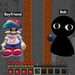 Mexico - Minecraft Saving Hamood And Avocados from Mexico FNF Boyfriend Bob Who will win?