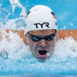 Michael Andrew - Michael Andrew finishes second in 200m IM semis, moves on to final | Tokyo Olympics | NBC Sports
