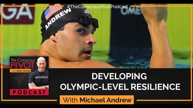 Michael Andrew – Revolutionizing The Sport Of Swimming With Michael Andrew