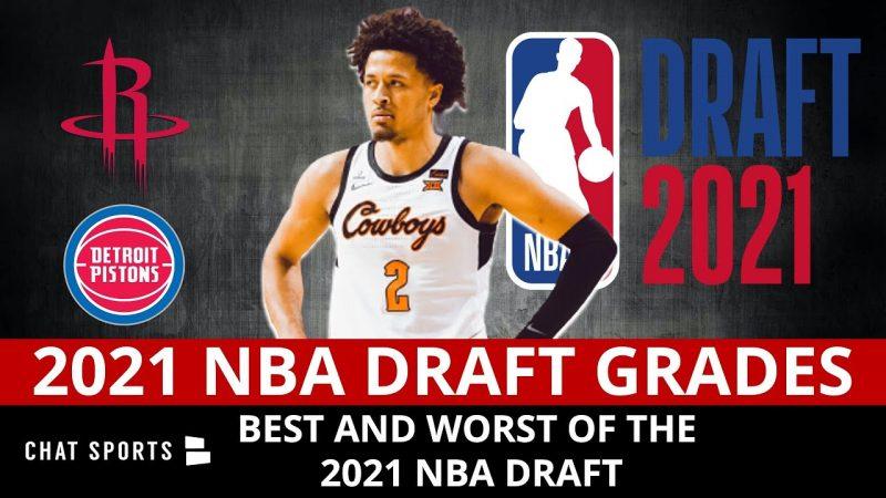 NBA Draft 2021 – 2021 NBA Draft Grades For All 30 Teams