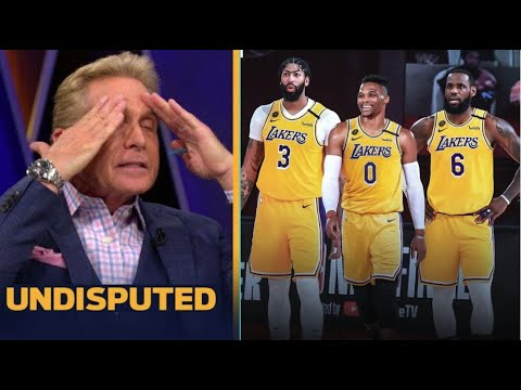 Russell Westbrook – UNDISPUTED | Skip Bayless RIP LeBron James and Lakers after acquiring Russell Westbrook