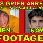 Hayes Grier - HAYES GRIER social media STAR ARRESTED for SERIOUS ASSAULT & ROBBERY! FOOTAGE of HAYES GRIER
