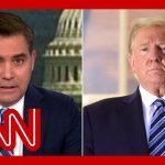Jim Acosta: Trump has a clown car full of lies