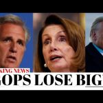 SH0CK: Mccarthy SAVES 'sidekick' Trump from 'January' CHARGES...lost control of Pelosi's move