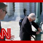 GOP lawmakers won't come to CNN, so Jim Acosta went to them.