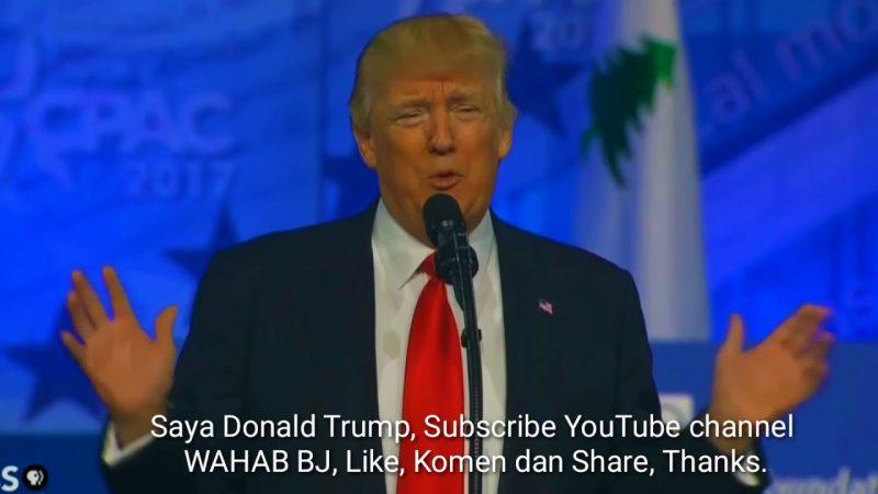 Terimakasih Mas Trump, udah promosi Chanel ku 👍