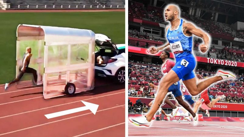 Lamont Marcell Jacobs – From Racing Cars To Olympic 100m Champion – Lamont Marcell Jacobs 9.80