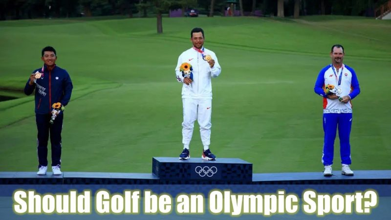 Olympic golf – Should Golf be an Olympic Sport?