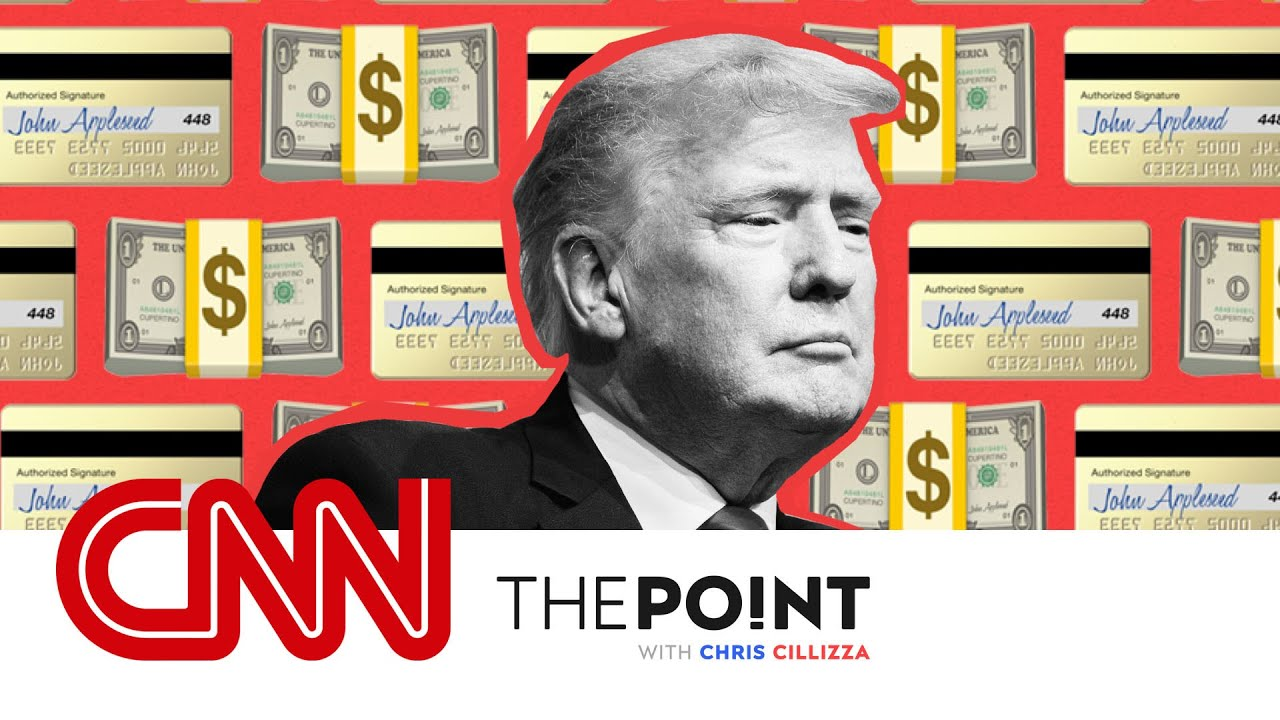 Surprise! Trump's 'election fraud' fundraising is not what it seems
