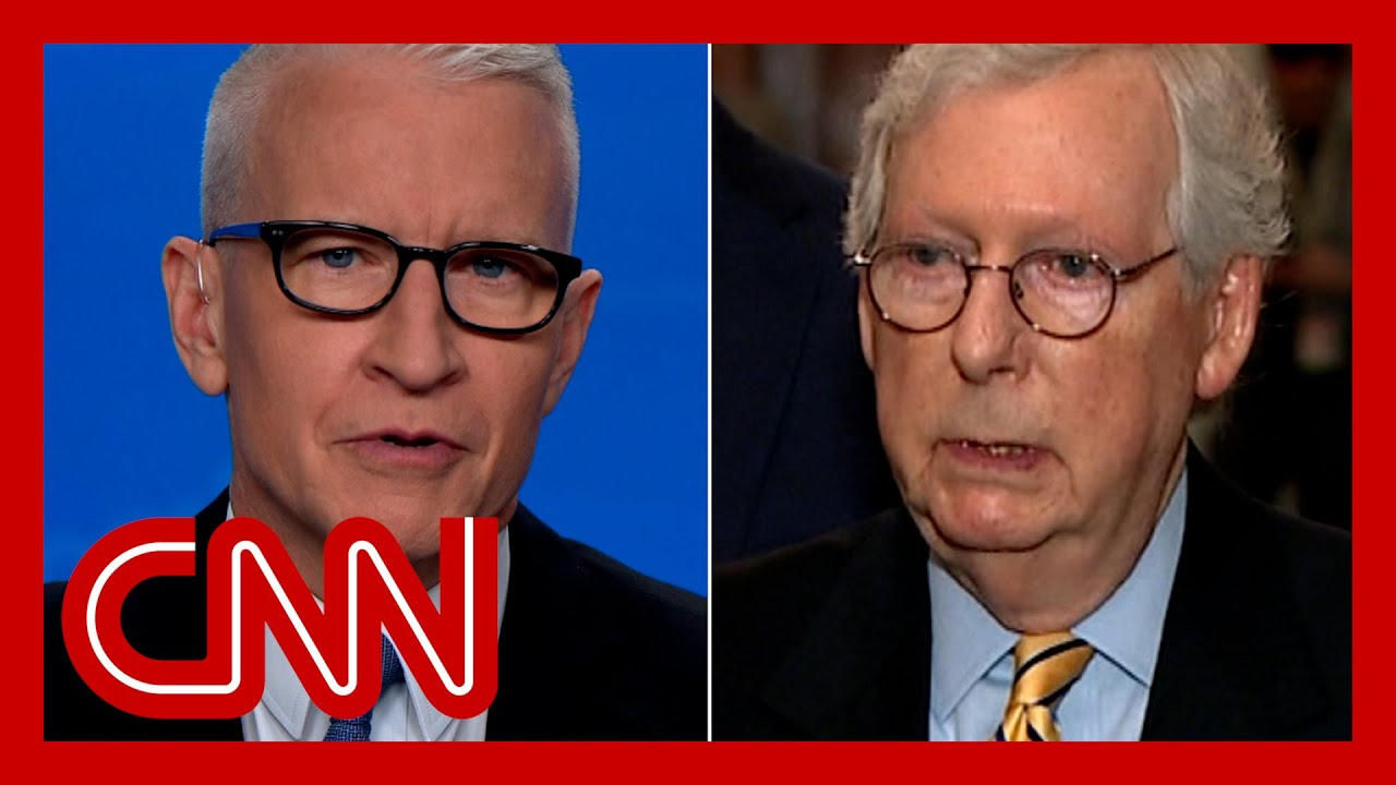 Cooper to McConnell: If nothing is broken, why is GOP doing this?