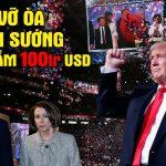 """VUA GÂY QUỸ Donald Trump khiến cả nước Mỹ vỡ òa khi huy động số tiền kỷ lục """"vô tiền khoáng hậu"""""""