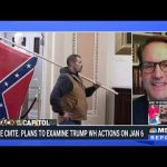 Rep. Himes on Trump's Tax Returns and the January 6th Committee