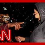 Man confronts CNN reporter on live TV during Daunte Wright protests