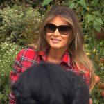 Melania Trump Lashes Out at Historian for Bashing Rose Garden
