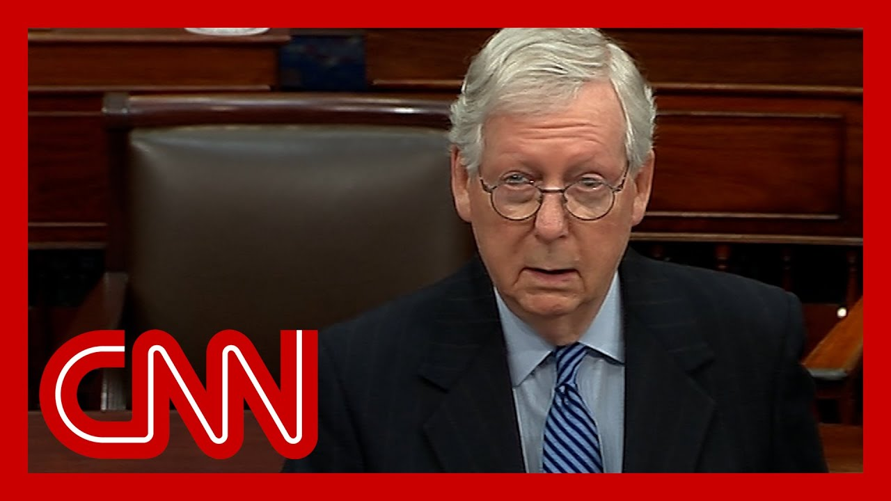 McConnell issues stark warning to Senate Democrats