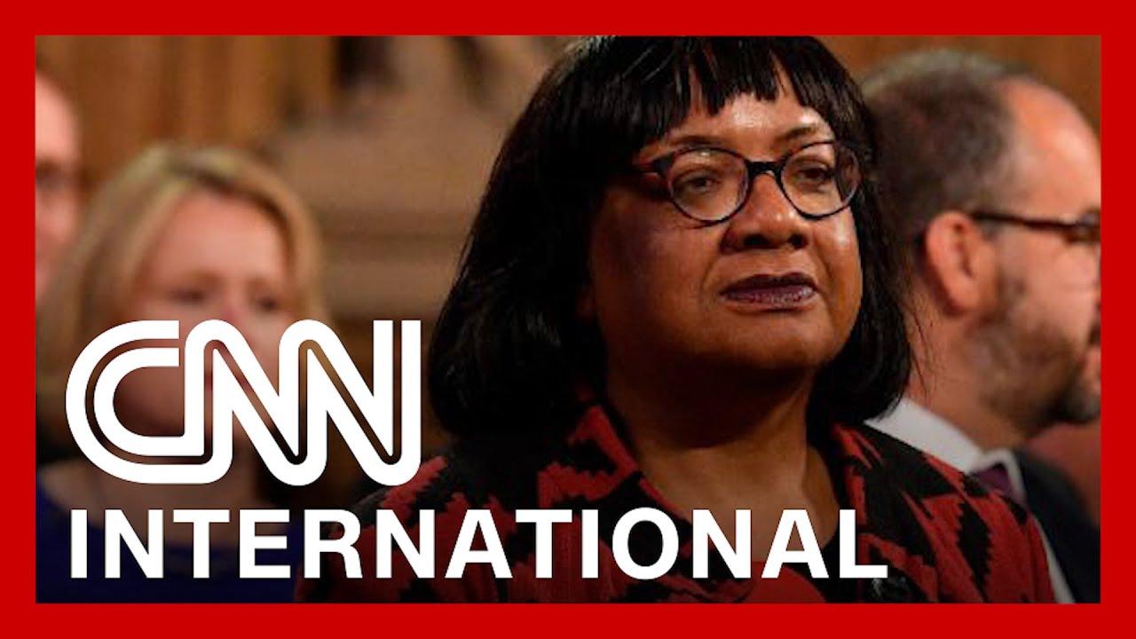 UK's 1st Black female MP backs Meghan's comments about Royal family