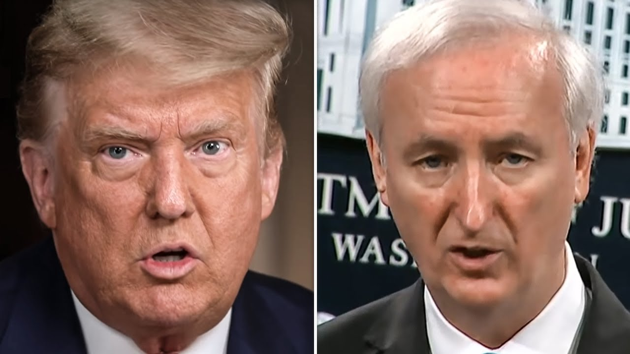 Former Trump Attorney General Revealed Trump's Election Interference During 7 Hour Testimony