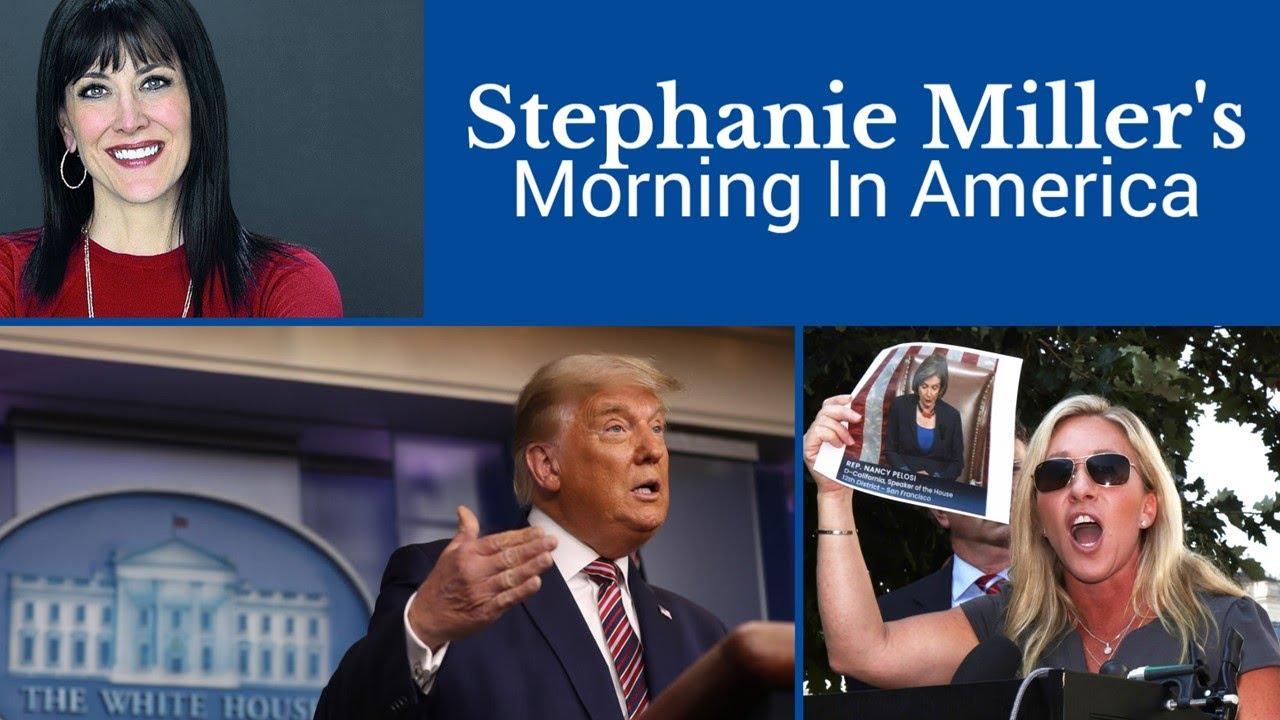 Steph on Trump's Legacy & Marjorie Taylor Greene News