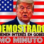 🔴NOTICIAS HOY 09 AGOSTO 2021 NEWS TODAY DONALD TRUMP-BIDEN NO TIENE INTERÉS DE GOBERNAR-EEUU-US