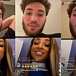 Teanna Trump Asks Adin Ross & PamiBaby For THREESOME on IG LIVE!