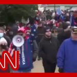 This is what happened when the Capitol riot mob found CNN crew