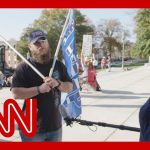 These Trump supporters think the election was stolen. We ask them why