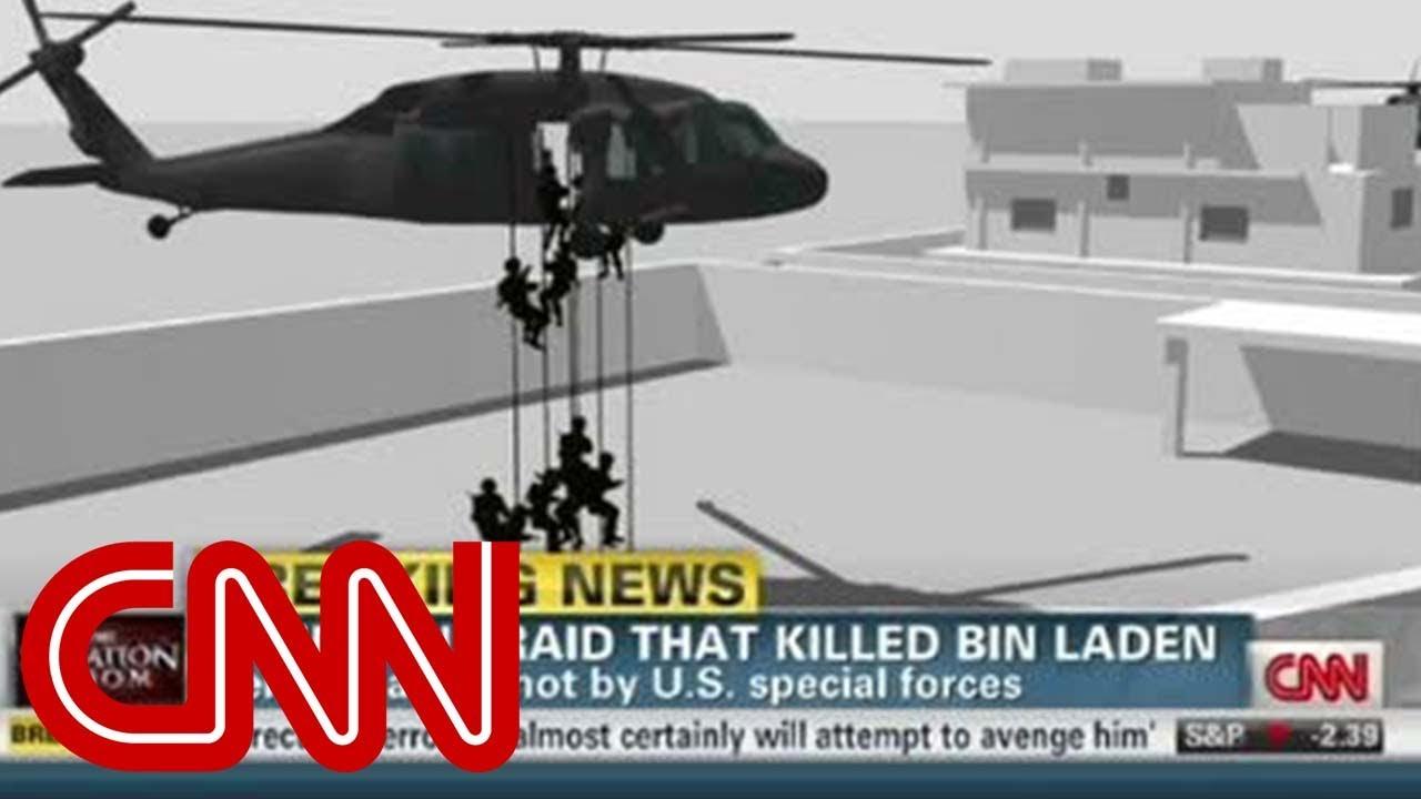 CNN: Inside the raid that killed Osama bin Laden