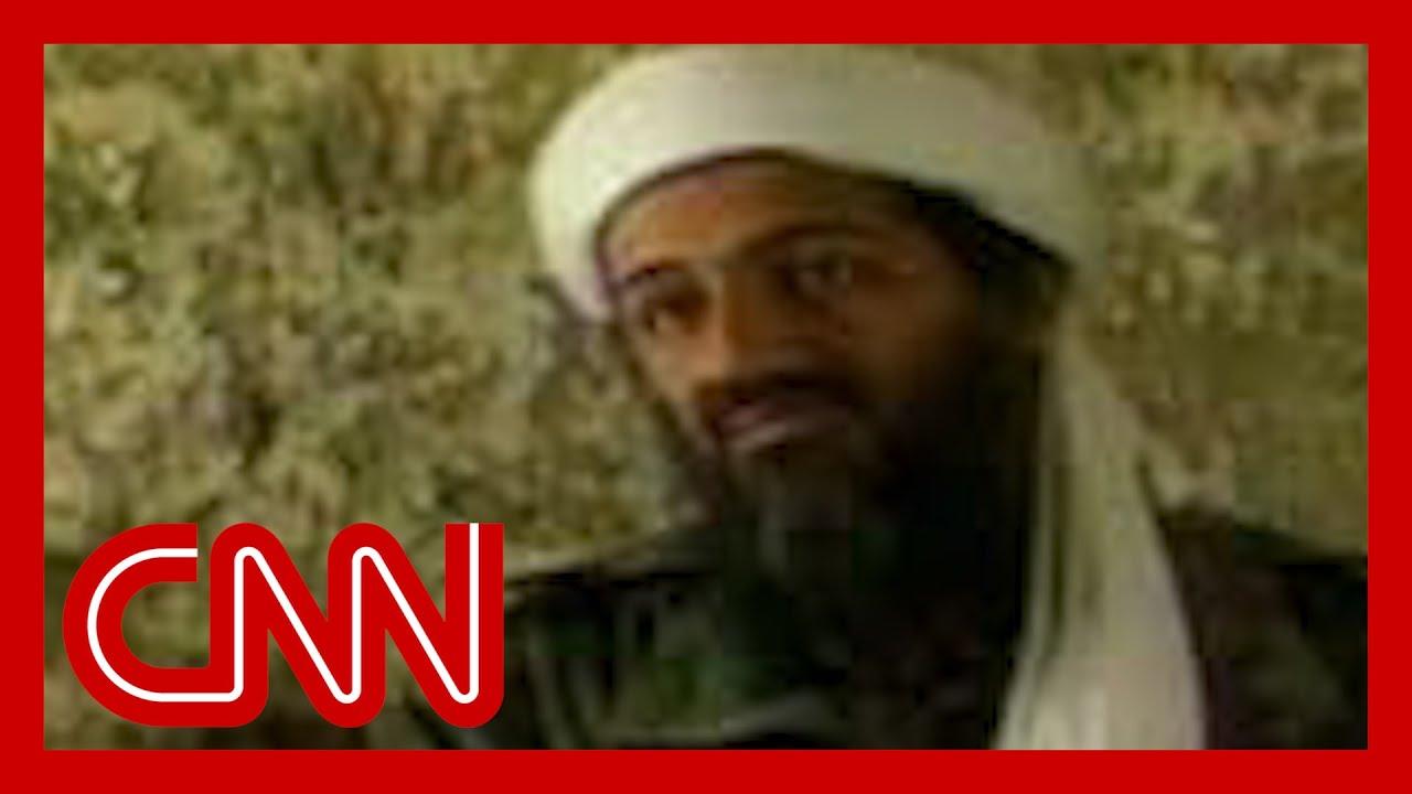 Osama Bin Laden declares jihad in 1997 CNN interview
