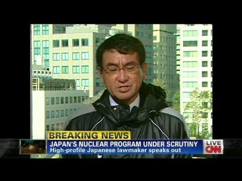 CNN: Lawmaker: Japan's government doesn't lie