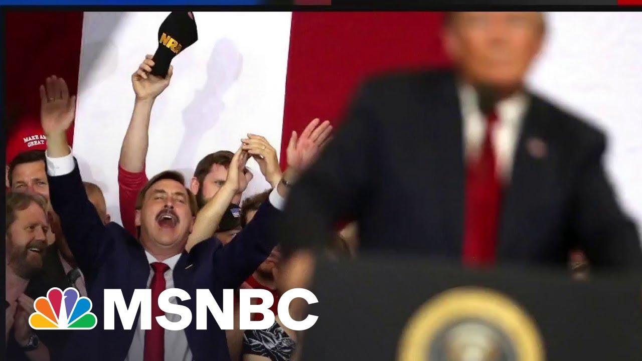 Trump Not Back In Office August 13 Despite QAnon, MyPillow Predictions
