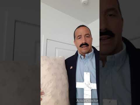 My Pillow Man Mike Lindell Introduces Donald Trump at The Reinstatement