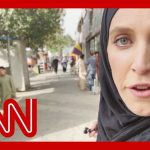 Clarissa Ward reveals the hardest part of covering Afghanistan