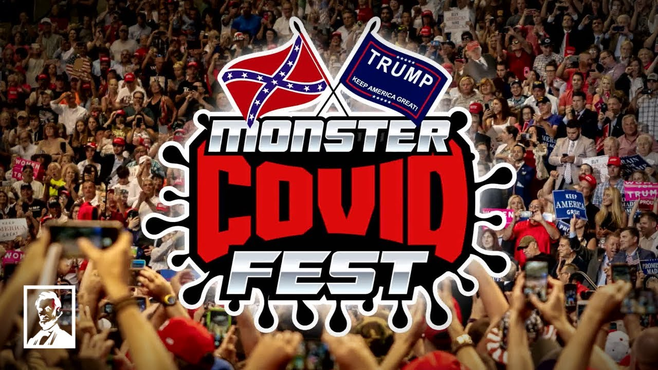 Monster Trump Rally