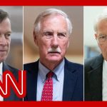 Three US senators announce positive Covid tests
