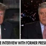 Real president & leader of USA Donald Trump on Biden's humiliation in Afghanistan w/ Sean Hannity