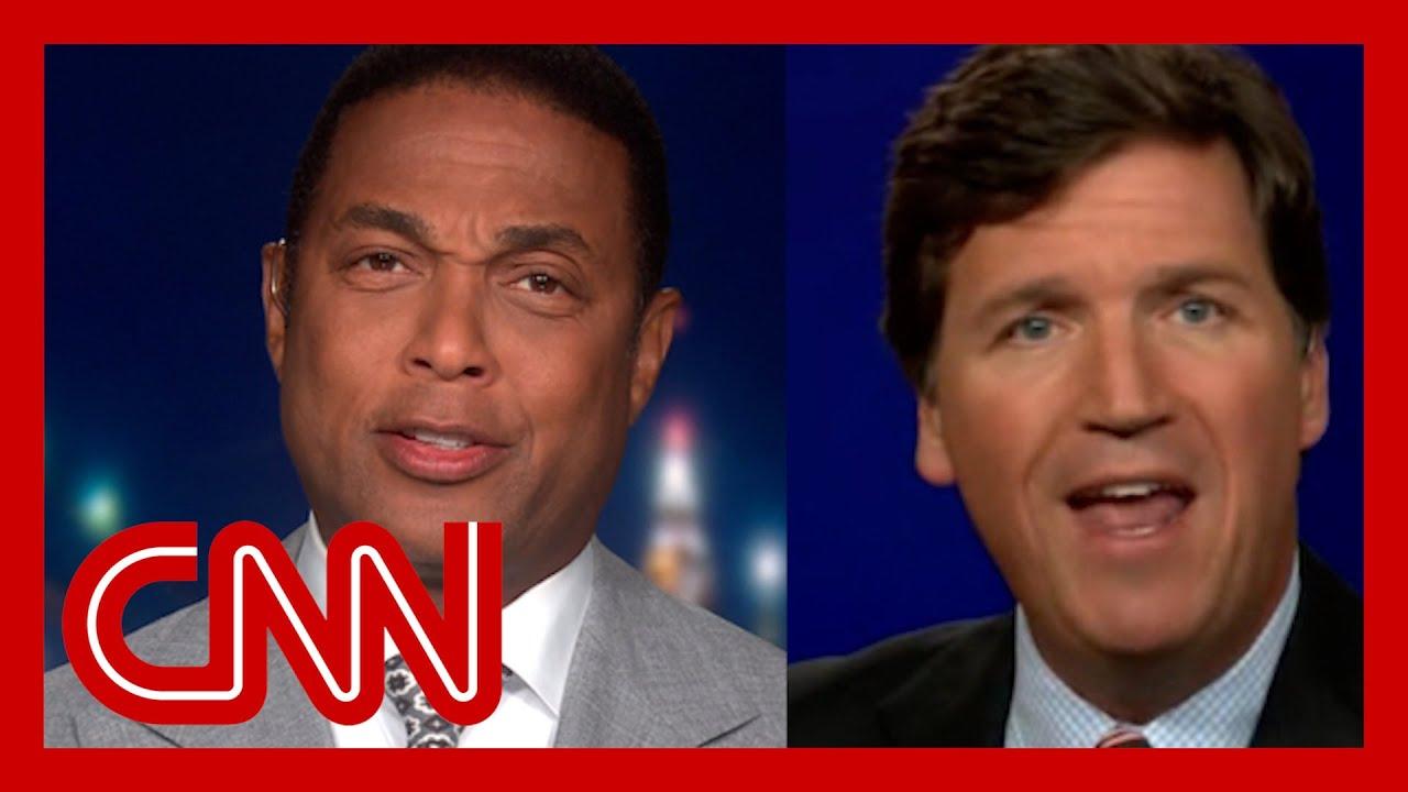 Don Lemon slams Fox News host's take on why Taliban won