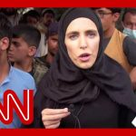 Gunfire is constant: Clarissa Ward reports as Taliban take control in Kabul