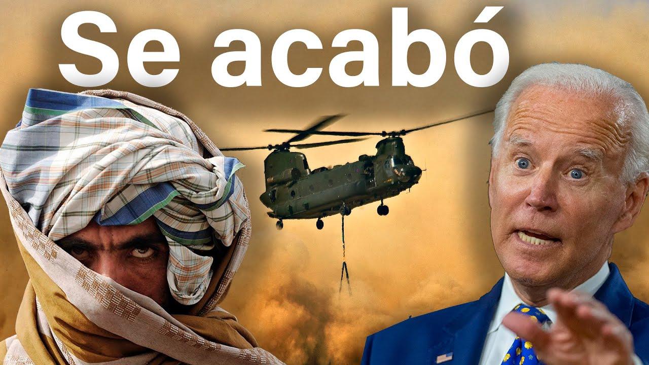 La caída de Kabul: ¿Culpa de Biden o Trump?